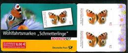 Bund 2005: Mi.-Nr. 2504: MH 60 , Wohlfahrt  ** - Carnet
