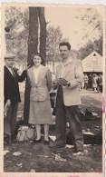 PHOTOGRAPHIE ORIGINALE 24 HEURES DU MANS 1952 - Le Mans