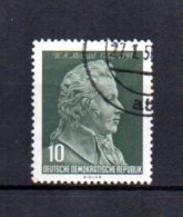 Alemania Oriental   1956   .-  Y&T  Nº    235 - Gebraucht