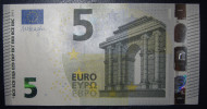 5 EURO S003B3 ITALY ITALIA Draghi SERIE SD Perfect UNC - EURO