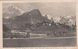 AOSTA - PRE ST DIDIER - FRAZ. VERRAND E CATENA DEL M. BIANCO.....B - Aosta