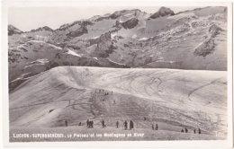 31. Pf. LUCHON-SUPERBAGNERES. Le Plateau Et Les Montagnes En Hiver - Superbagneres