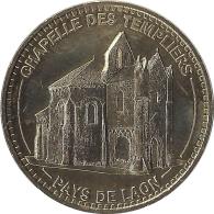 2016 MDP175 - LAON - Chapelle Des Templiers / MONNAIE DE PARIS - 2016