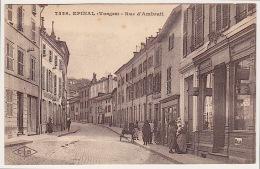 EPINAL .... RUE D´ AMBRAIL - Epinal