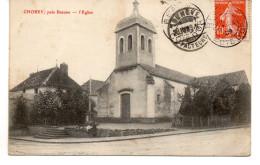 Côte D'Or : Chorey : Eglise - Autres Communes
