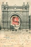 Cpa BARCELONA - Arco De Triunfo -  Hauser Y Menet 94 - Barcelona