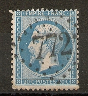 GC 772 CASTRES S L'AGOUT Tarn. - 1849-1876: Classic Period