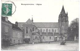MEUNG SUR LOIRE - L'Eglise - France