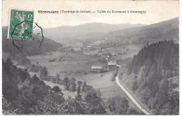 GIROMAGNY - Vallée Du Rosemont à Giromagny - Giromagny