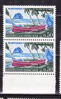 N° 1644 Série Touristique: Rocher Du Diamant La Martinique: Une Paire De 2 Timbres Neuf - Nuovi