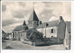 Carte ( Format 15 X 10 Cm )  De La Celle Saint Avant La Poste   ( Recto Verso ) - France