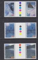 AAT 1996 Landscaps/Landforms Gutter ** Mnh (27789) - Australian Antarctic Territory (AAT)
