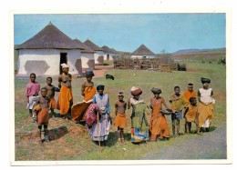 VÖLKERKUNDE / ETHNIC - South Africa, Transkei, Xhosa Group - Südafrika