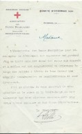 Médaille Commémorative Et Ruban De La Croix Rouge/AliceVARIN/ Association Des Dames Françaises//Oyonnax/1919?    DIP205 - Diploma & School Reports