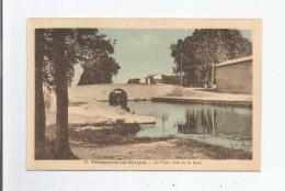 VILLENEUVE LES BEZIERS 11 LE PONT COTE DE LA GARE - France