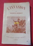 L Invasion  Erckmann- Chatrian - Storia