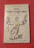 Saint Benoit- Joseph Labre  Année 1948 - Histoire