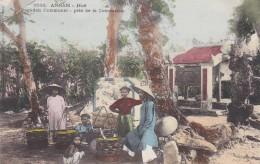 ASIE---VIÊT-NAM---ANNAM---hué--pagodon Communal-près De La Cocession--voir 2 Scans - Viêt-Nam
