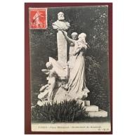 Paris  Parc Monceau  Monument De Gounod  45  SIP - Statues