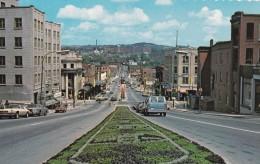 Carte 1960 SHERBROOKE / RUE KING VERS L'EST - Sherbrooke