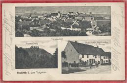 67 - NEUKIRCH - NEUVE EGLISE - Val De VILLE - Wirtschaft Zum Reichsadler - Frankenburg - Feldpost - Guerre 14/18 - Frankreich