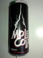 Alt873 Lattina Birra, Boite Biere, Can Beer, Lata Cerveza, Mole Cola Torino Mole Antonelliana Italian Coke - Cannettes