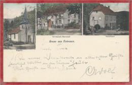 67 - GRUSS Aus NOIRCEUX - GRUBE - FOUCHY - Val De VILLE - Kapelle - Wirtschaft Marschall - Schullhaus - Frankreich