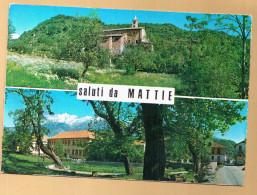 MATTIE - CHIESA PARROCCHIALE E SCUOLE - Italie