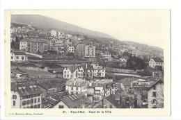 14233 - Neuchâtel Haut De La Ville - NE Neuchâtel