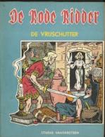 DE RODE RIDDER / N° 5 / DE VRIJSCHUTTER /  STUDIO VANDERSTEEN  1e DRUK - De Rode Ridder