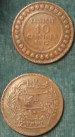 M_p> Tunisia 10 Centesimi 1912 A - Tunisia