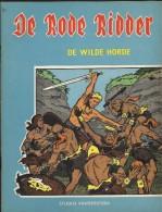 DE RODE RIDDER / N° 21 / DE WILDE HORDE /  STUDIO VANDERSTEEN  1e DRUK - De Rode Ridder