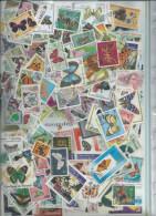PAPILLONS : 170 Timbres Différents + 4 Blocs - Lots & Kiloware (mixtures) - Max. 999 Stamps