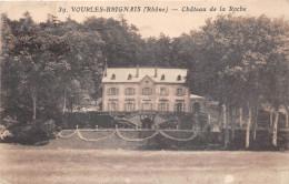 Brignais Vourles Canton Saint Genis Laval Château De La Roche Goutagny 39 - Frankreich