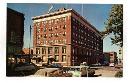 Hotel Clarke , HASTINGS , Nebraska , 50-60s - Hastings
