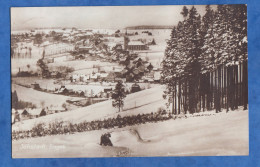 CPA - JOHSTADT - Im Erzgebirge - 1931  - Verlag Emil Kreher - Jöhstadt
