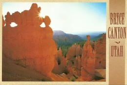 U.S.A. CPM. Utah. Bryce Canyon. Thor's Hammer, Parc National - Bryce Canyon