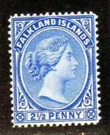 (S.)   1891-99.   Falkland Islands (Mi. 11) - Falkland