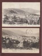 CPA - GERARDMER - 88. Vosges --  Les Casernes   - 2 Cartes, Voir Les 2 Scannes Face & Dos - Gerardmer
