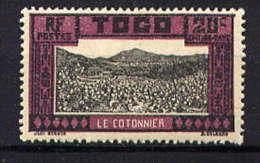 TOGO - N° T14* - LE COTONIER - Togo (1914-1960)