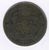 LEOPOLD I * 2 Centiem 1835 * Nr 3002 - 1831-1865: Leopold I