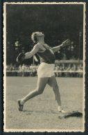 Germany Athletics Discus Thrower Postcard - Athletics