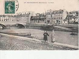 119.Hennebont-Le Port. - Hennebont