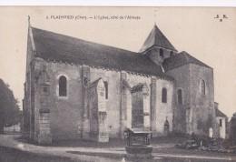 Carte 1910 PLAIMPIED / L'EGLISE Côté De L'abbaye - Autres Communes
