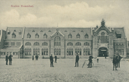 BELGIQUE ROOSENDAAL / Station Rosendaal / - Belgique