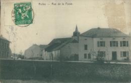 BELGIQUE RULLES / Rue De La Fosse / - België