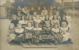 """BELGIQUE RULLES / """"Ecole Des Soeurs De Rulles 1908"""" / - België"""