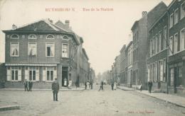 BELGIQUE RUYSBROECK / Rue De La Station / - België