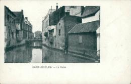 BELGIQUE SAINT GHISLAIN / La Haine / - Saint-Ghislain
