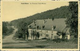 BELGIQUE SAINT HUBERT / Le Fourneau Saint-Michel / CARTE GLACEE - Saint-Hubert